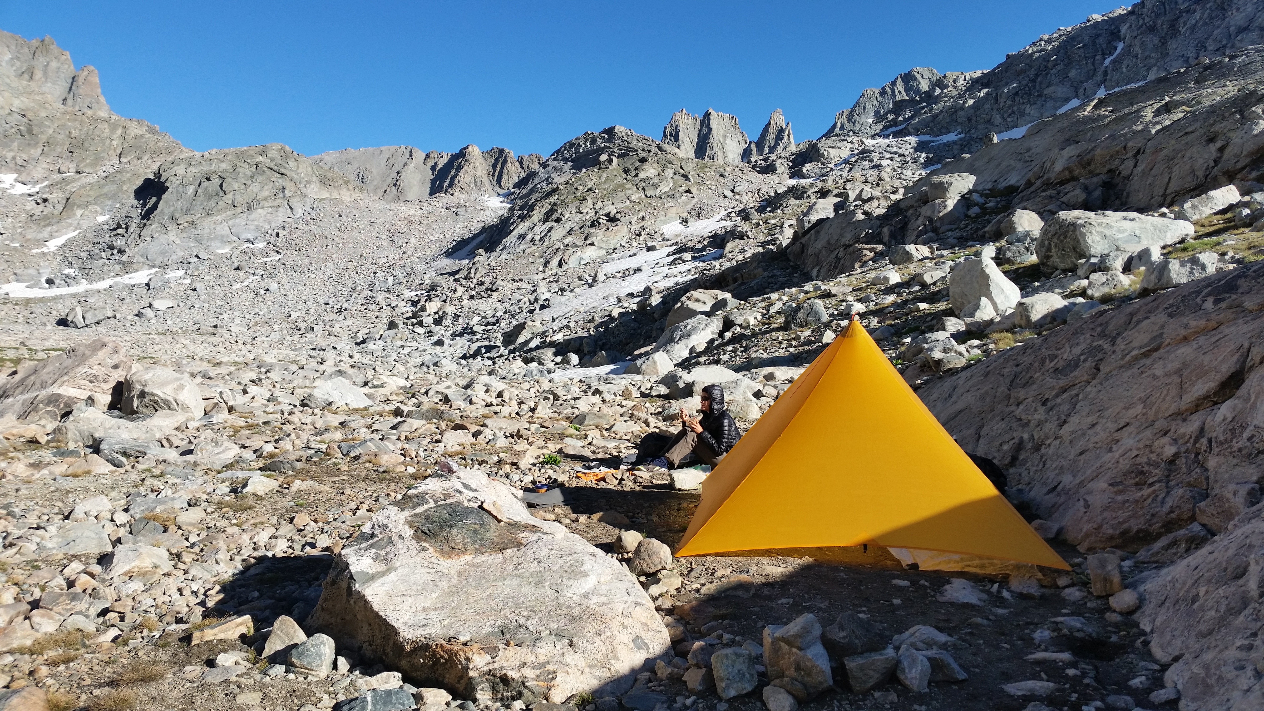 Talus In Wonderland A Summer Of High Routes Unbound Routes